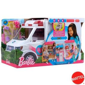 Ambulancia 1Clinica Movil Hospital En 2 Barbie 9EHDYWI2