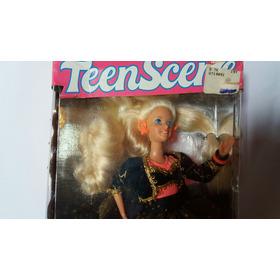 Barbie Antiga De Coleção Teen Scene Jazzie De 1990 Da Mattel
