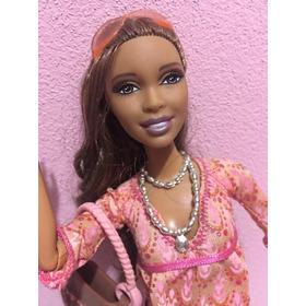 Barbie Artsy Fashionistas 2009 Original Mattel Articulada
