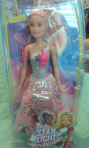 barbie aventura espacial vestido de fiesta original mattel