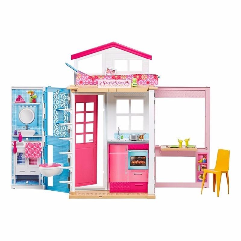 Bonito Casas De Barbie Embellecimiento   Ideas Para El Hogar .