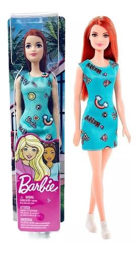 barbie basica modelos surtidos original mattel vavi toys