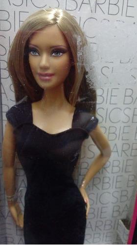 barbie basics model 12 collection 001 ruiva nrfb