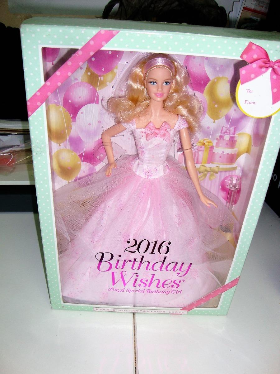Barbie Birthday Wishes 2016 Ss02016 Cargando Zoom