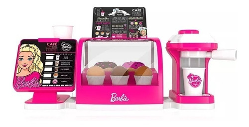 barbie cafeteira fabulosa - fun - bonellihq b19