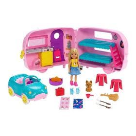 Barbie Camper De Chelsea