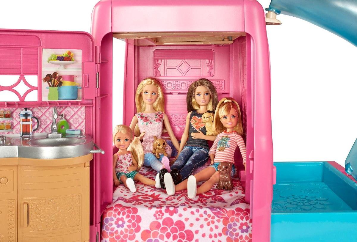 Barbie C 225 Mper De Lujo 4 197 00 En Mercado Libre