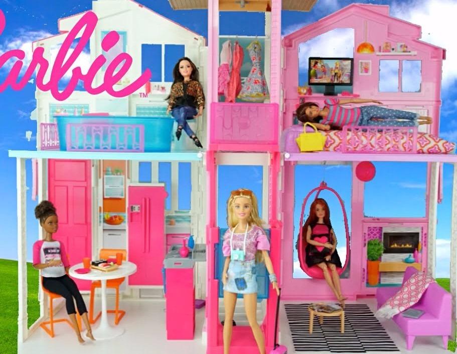 Barbie casa de campo est padrisima 2 en - Casa de barbie con ascensor ...