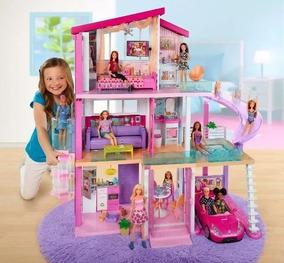 Casa Los Barbie Sueños Accesorios 70 De Mattel QrCBexdoW