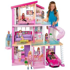 Barbie Casa De Los Sueños Incluye Obsequio Muñeca Barbie