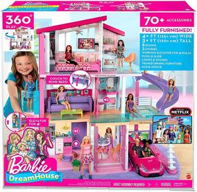 Sueños Barbie Casa De Los Nueva Original WYDbH2eEI9