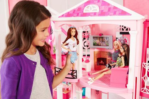 barbie casa juguete