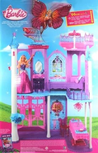 barbie castillo magico