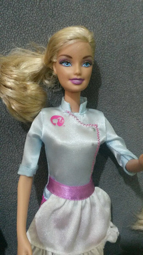 barbie chefe de cozinha mattel mais acessórios