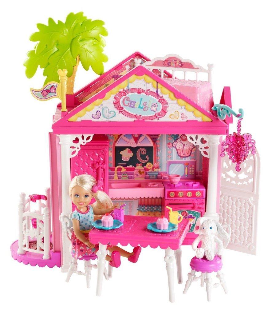 Barbie Chelsea Y Su Casa De Juegos 100 000 000 En Mercado Libre