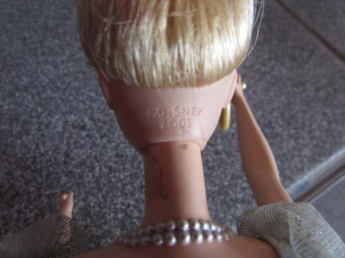 barbie cinderela mattel