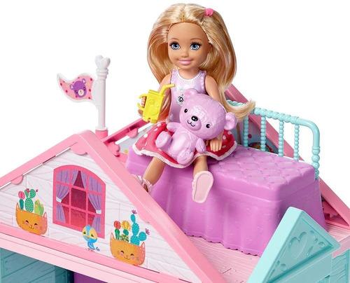 barbie club chelsea casa de chelsea