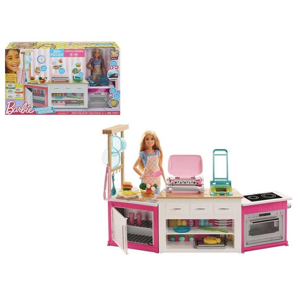 Juegos De Barbie Cocina De Lujo Www Miifotos Com