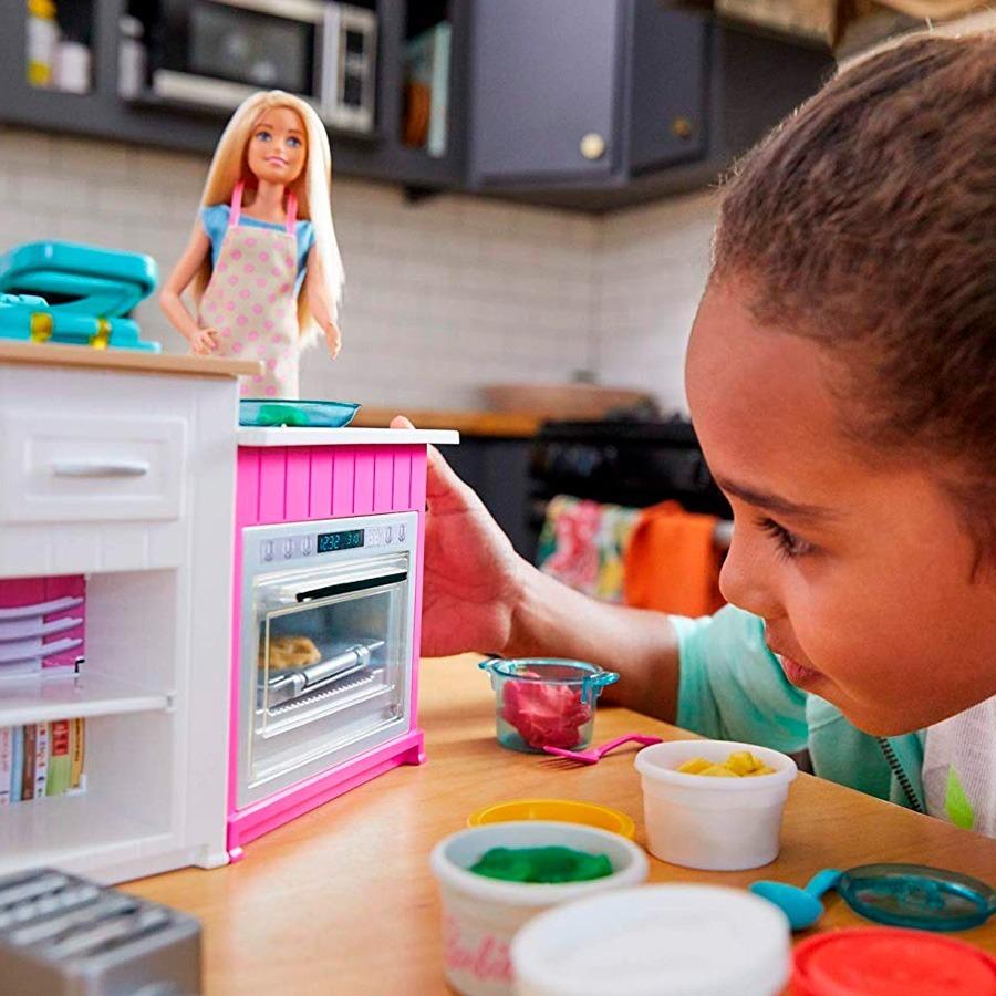 Barbie Cocina Y Diviertete Envio Gratis Tienda Oficial 49 990 En