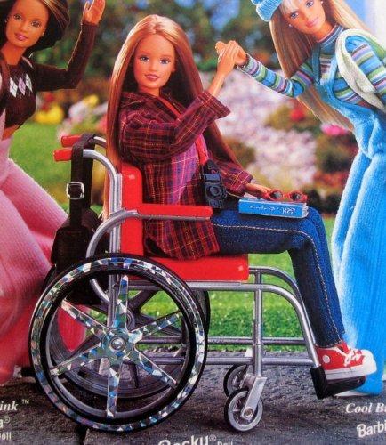Rollstuhl Im Collector20202 Collector20202 Becky Barbie Im Rollstuhl Becky Barbie Barbie bfyY76g