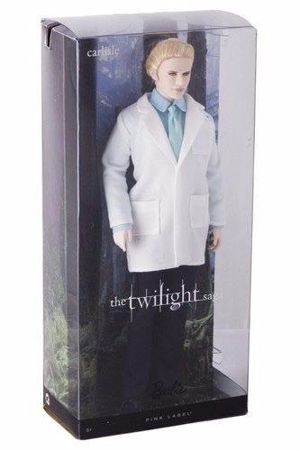 barbie collector carlisle - twilight - saga crespúsculo