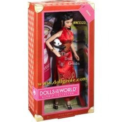barbie collector china  -mattel -lançamento