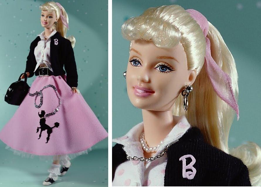 b430eb83f507d barbie collector edition nifty 50s grandes modas xx perco. Cargando zoom.