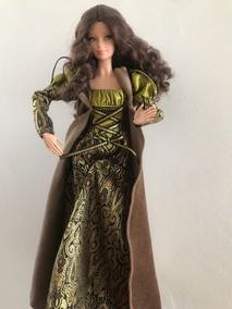 gran colección mejores telas calidad asombrosa Barbie Da Vinci Abrigos Usado en Mercado Libre México