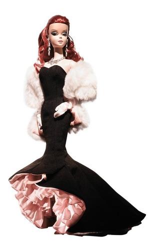 barbie collector - the siren - silkstone - estilo vintage