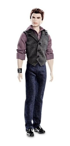 barbie collector the twilight saga emmett - crepúsculo