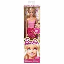 barbie con regalo
