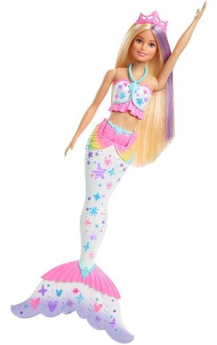 barbie - crayola sirena diseños mágicos - gcg67