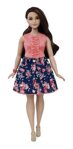 barbie curvy fashionista