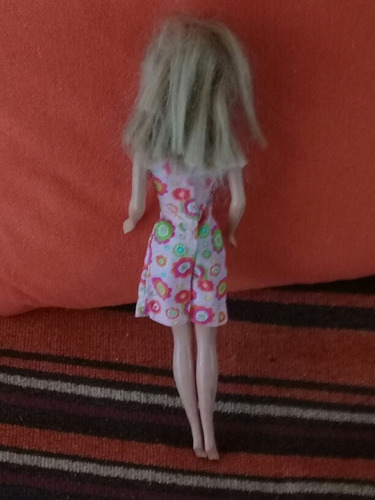 barbie del 2005 exelente estado