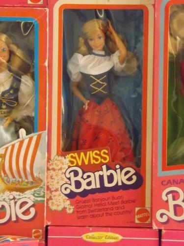 barbie dotw swiss