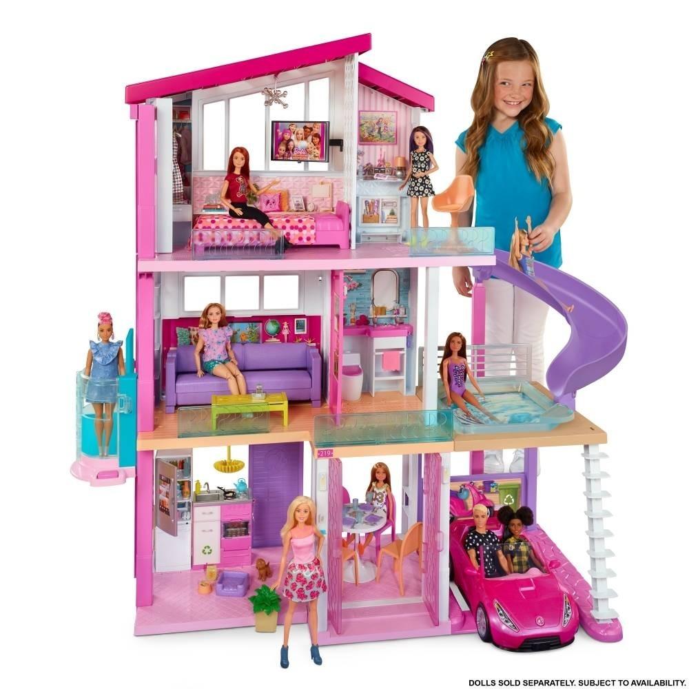Barbie Dream House Casa De Los Sue 241 Os Mattel Nueva Sellada