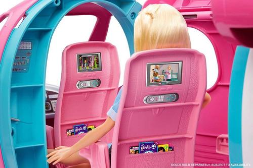 barbie dreamplane avión original + envio gratis