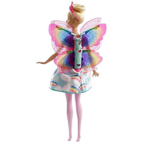 barbie  dreamtopia asas voadoras boneca fada