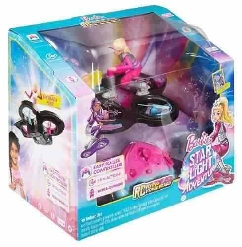 barbie drone juguete star light adventure muñeca mattel