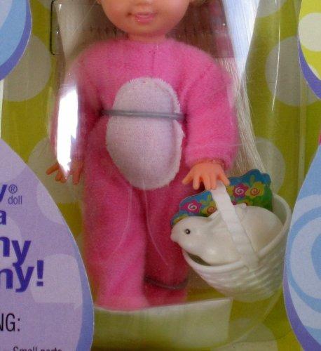 barbie easterrific kelly doll kelly como un divertido conejo