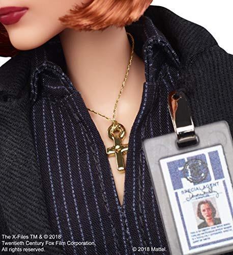 barbie el agente de los archivos x dana scully muñeca