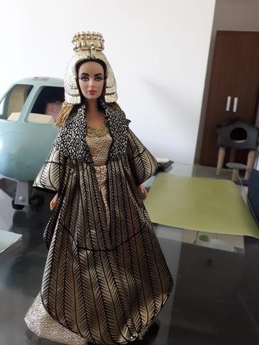 barbie elizabeth taylor cleópatra