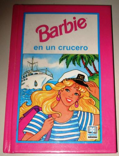 barbie - en un crucero - cuento edicion hemma