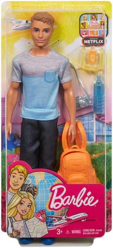 barbie explora y descubre ken