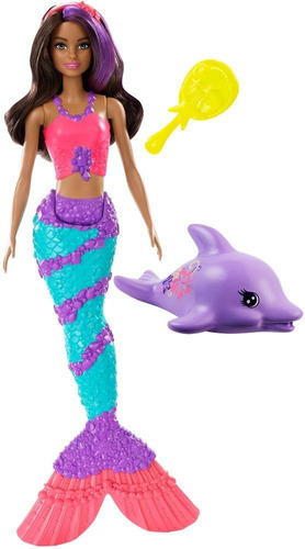barbie explora y descubre teresa sirena cambia de color