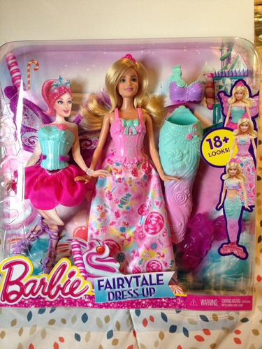 barbie fairytale
