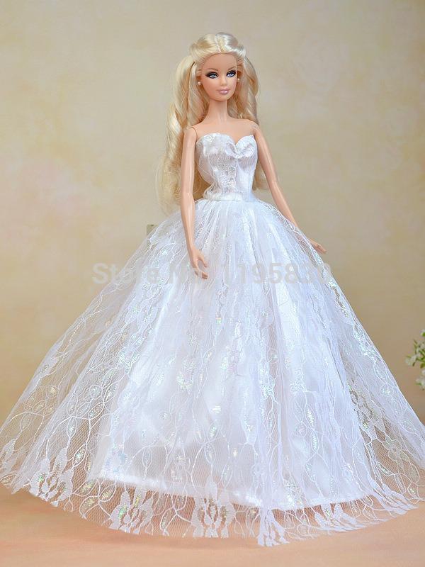 barbie fashionista vestidos de novia gala fiesta - bs. 7.500,00 en