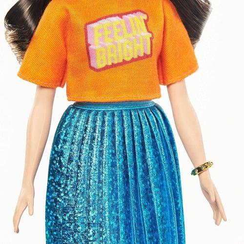 barbie fashionistas 145 oriental manga asiática