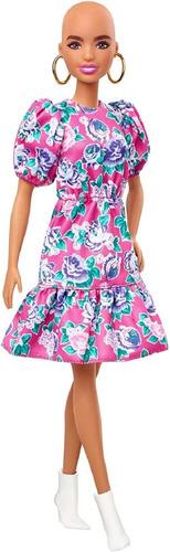 barbie fashionistas 150 negra careca lançamento
