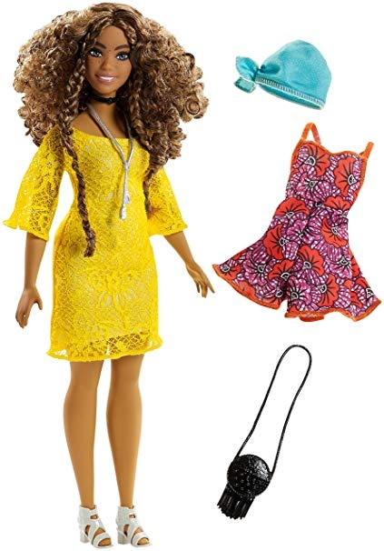 37f1062cd Barbie Fashionistas # 85 Boho Muñeca, Curvy - $ 1,209.22 en Mercado ...